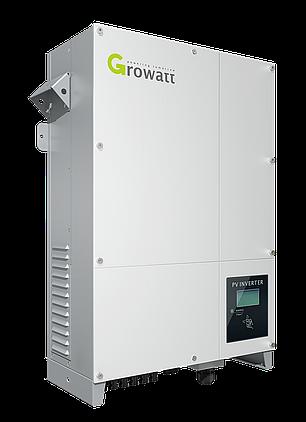 Сетевой инвертор Growatt 10000UE, 10 кВт , фото 2