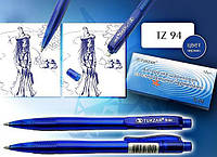 Ручка. Автоматическая шариковая со стираемыми чернилами (с ластиком) . Канцтовары. Видео., фото 1