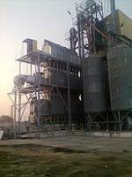 Реконструкція та модернізація діючих зерносушарок