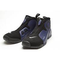 Кроссовки баскетбольные мужские Nike Air Flightposite Black-blue