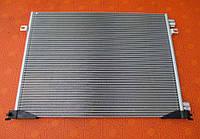 Радиатор кондиционера на Nissan Primastar 2.0 dci (Ниссан Примастар) новый