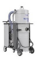 Промышленный пылесос Nilfisk T40 трехфазный для сбора тяжелых материалов
