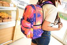 Стильные рюкзаки  Космос, фото 3