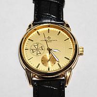 Мужские кварцевые наручные часы (W6) (с ремешком из кож. зама) оптом недорого в Одессе