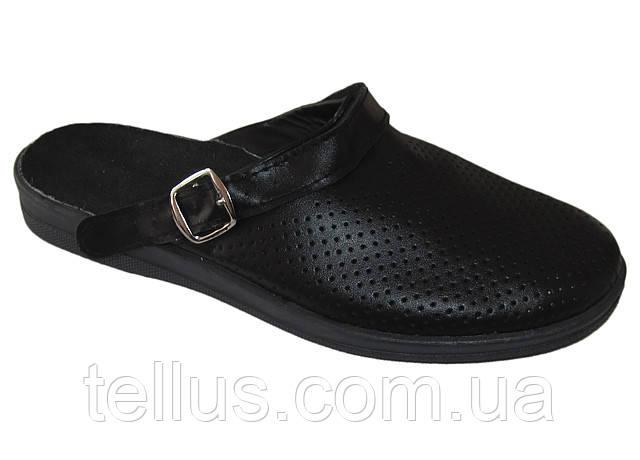 Обувь для повара сабо мужские кожа