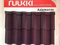 Металлочерепица RUUKKI Adamante