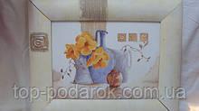 Настенная картина Цветы размер 32*28