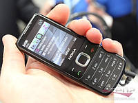 Китайский Nokia 6700, silver, 2 сим, 2 громких стерео-динамика, Mp3, MIDI, WAV, металический корпус!