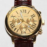Мужские кварцевые наручные часы (W23) (с ремешком из кож. зама) оптом недорого в Одессе