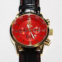 Мужские кварцевые наручные часы (W27) (с ремешком из кож. зама) оптом недорого в Одессе