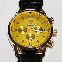 Мужские кварцевые наручные часы (W30) (с ремешком из кож. зама) оптом недорого в Одессе
