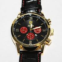 Мужские кварцевые наручные часы (W32) (с ремешком из кож. зама) оптом недорого в Одессе