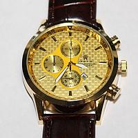 Мужские кварцевые наручные часы (W33) (с ремешком из кож. зама) оптом недорого в Одессе