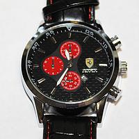 Мужские кварцевые наручные часы (W34) (с ремешком из кож. зама) оптом недорого в Одессе