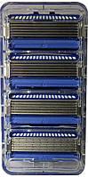 Картриджи   Schick HYDRO 5 Оригинал 4 шт без упаковки производство США, фото 1
