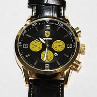 Мужские кварцевые наручные часы (W37) (с ремешком из кож. зама) оптом недорого в Одессе