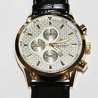 Мужские кварцевые наручные часы (W39) (с ремешком из кож. зама) оптом недорого в Одессе