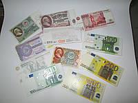 Конверты для денег( денежные, в ассортименте)