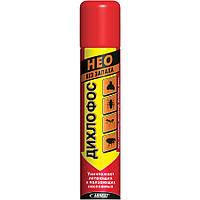 Дихлофос Нео без запаха аэрозоль 190 мл.
