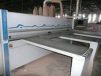 Форматный центр б/у Holzma HPP380/38/38 для пакетного раскроя плит с ЧПУ, 2003г.