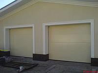 Ворота гаражные подъемные секционные HORMANN