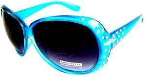 Солнцезащитные очки Christelle со стразами 2445