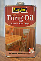 Тунговое масло (Tung oil) 500мл