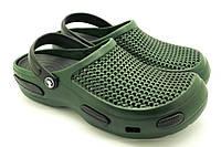 Обувь  мужская по типу Кроксы (42-47) оптом
