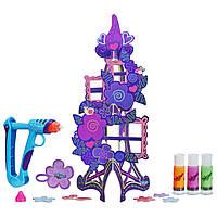 Набор для творчества Play- Doh DohVinci Flower Tower Picture Цветочная башня, фото 1