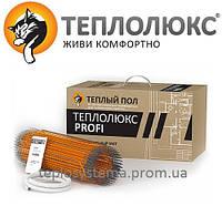 Теплый пол - Мат нагревательный Теплолюкс ProfiMat 160 – 8,0 м2, 1280 Вт (Россия)