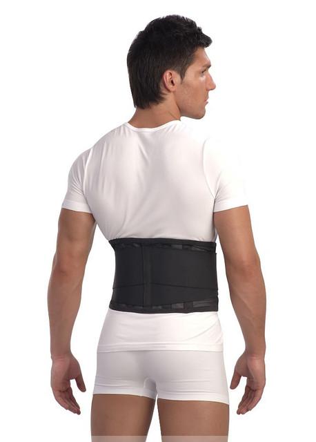 Ортопедический корсет поясничный с4 ребрами жесткости