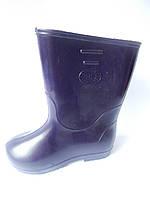 Детские резиновые сапоги 25-30 р.СД-1 фиолетовый.