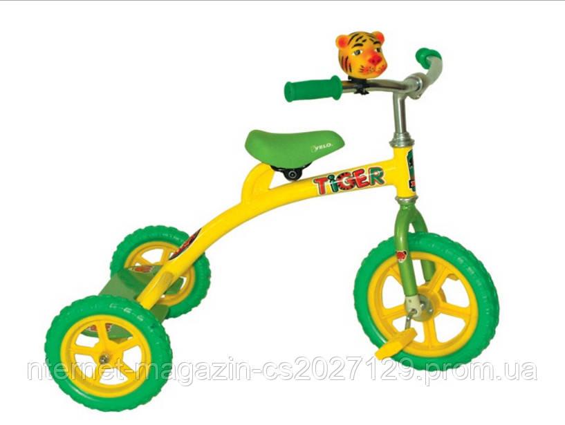 Детский трехколесный велосипед ХВЗ TIGER 55
