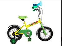 Двухколесный велосипед детский TIGER 58 от 3 лет