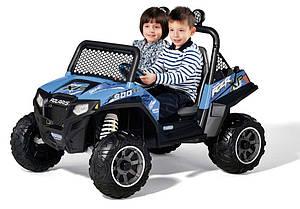 Электромобиль Вездеход ATV RZR Peg Perego IGOD0084, фото 2