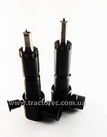 Форсунка (топливный инжектор) для двигателя 186F, 9 л.с, короткая или длинная