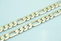 Якорная позолоченная цепь жгут Xuping 50см. Ювелирные украшения оптом недорого. 31