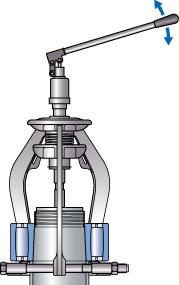 Механические инструменты для монтажа и демонтажа подшипников, шестерен, втулок, звёздочек