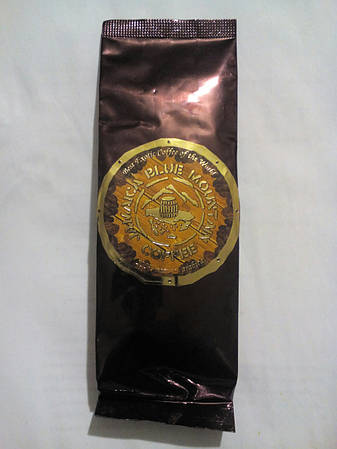 "Кофе зерновой ""Віденська кава"" Блю Маунтин Blue Mountain"
