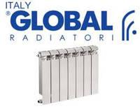 Аллюминиевый радиатор Global