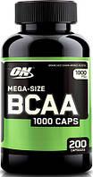 BCAA 1000 caps Optimum Nutrition, 200 капсул