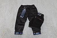 Вельветовые брюки для мальчиков 1- лет
