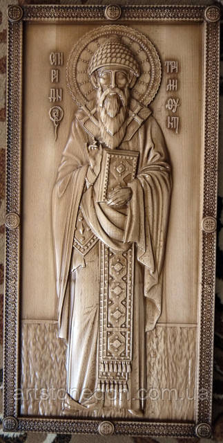 История иконы Святого Спиридона Тримифунтского