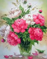 """Наборы алмазной вышивки (мозаики) - на тему """"Цветы, натюрморты"""""""