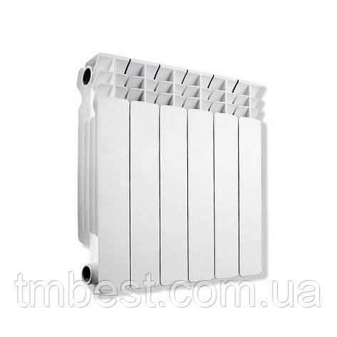 Радиатор биметаллический Bitherm 500*96, фото 2