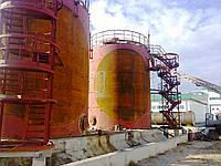 Демонтаж, погрузка, перевозка, выгрузка резервуара РВС-2000 м.куб. Поставка резервуарного оборудования. Группа