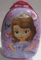 """Детский чемодан """"Princess""""+пенал"""