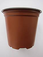 Горшок  для рассады пластик 9 см. 330