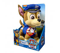 Щенячий патруль Большой плюшевый щенок Chase со светом и звуком