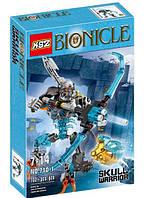Конструктор KSZ серия Bionicle 710-1/4 (аналог Lego Bionicle)